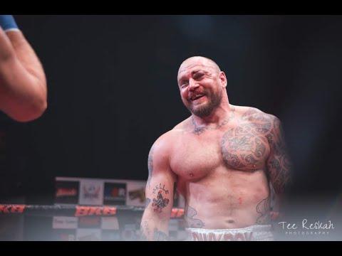 BKB - DAVEY THOMAS VS MICKEY PARKER - PRO BARE KNUCKLE BOXING #BKB19 * FULL FIGHT *