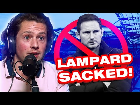 FRANK LAMPARD SACKED | RORY REACTS