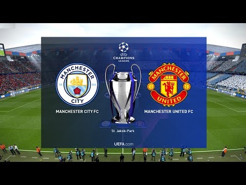 UEFA Champions League Final 2019 - Manchester City vs Manchester United
