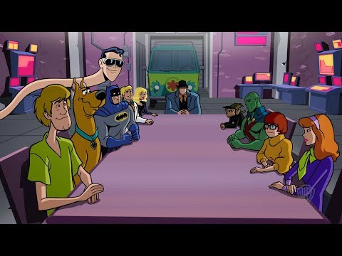 "Scooby-Doo! & Batman: The Brave And The Bold - ""Everyone, Please Take A Seat"" (Exclusive)"