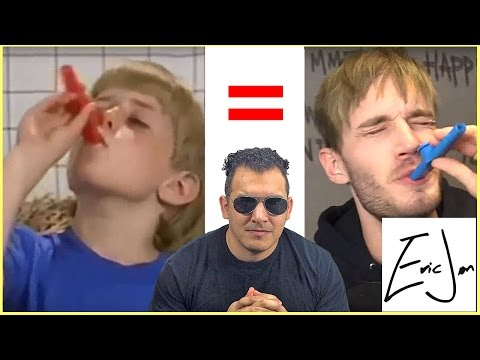 STOP CALLING PEWDIEPIE THE KAZOO KID!