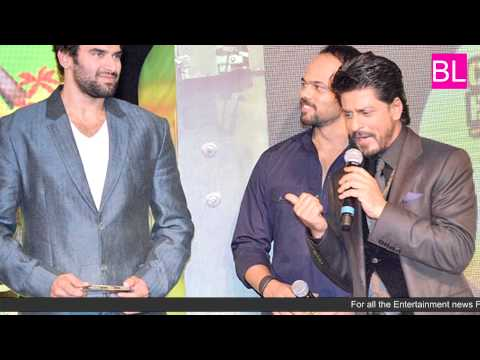Shahrukh Khan reveals why he's comfortable in a lu