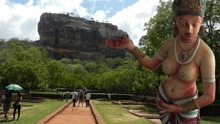 Sigiriya Sri Lanka  city images : Sri Lanka Full Day 3 - Sigiriya
