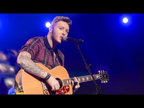 James Arthur sings Frankie Valli's Can't Take My Eyes Off You – Live Week 7 – The X Factor UK 2012