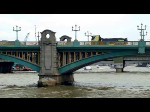 Themse Fahrt London - 27.07.2018 Teil 2
