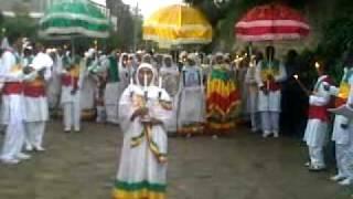 Ethiopian Orthodox Tewahdo Yetsiwa Mahber