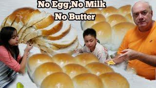 Video Resep Roti Lembut  tanpa Telur,Susu,Mentega. Bisa jadi Roti Tawar & Sobek. MP3, 3GP, MP4, WEBM, AVI, FLV Januari 2019