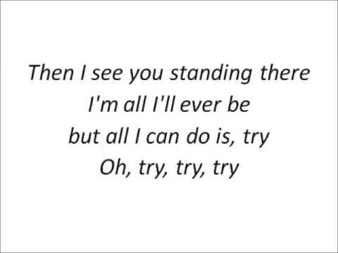 Nelly Furtado- Try (lyrics)