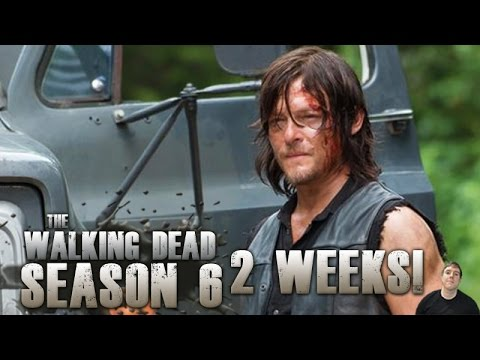 The Walking Dead Season 6 Episode 9 Premiere's in 2 Weeks! tc2 Q and A!