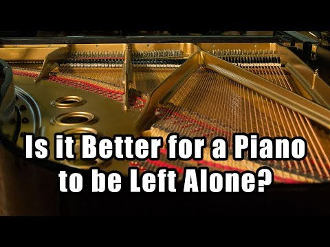 Does a Piano Benefit From Being Played Regularly?