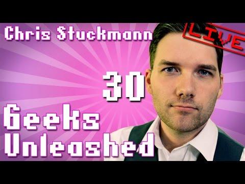 Geeks Unleashed: Chris Stuckmann!