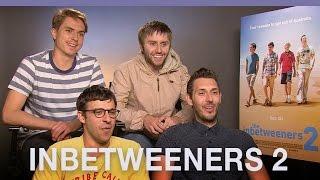 Nonton 'The Inbetweeners 2' creators vs stars! Film Subtitle Indonesia Streaming Movie Download