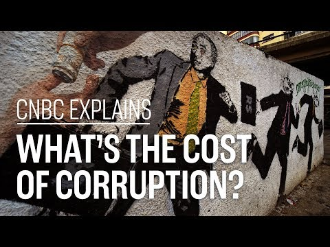 What's the cost of corruption?   CNBC Explains