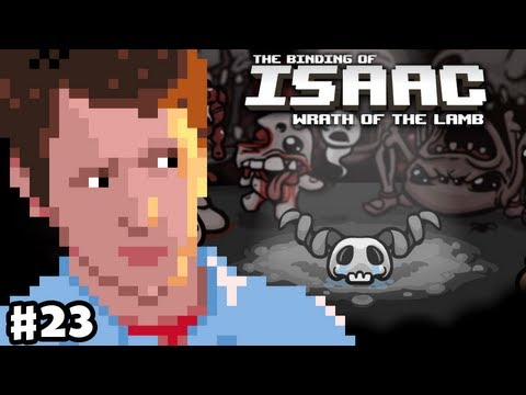 The Binding of Isaac: Wrath of the Lamb - Part 23 - Triple Blood Machine
