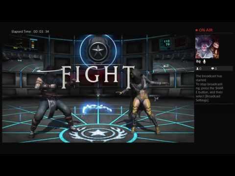 PVGF Mortal Kombat XL Online Arsi491 vs. MKRayden