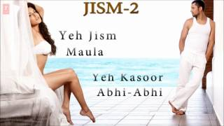 Jism 2 Full Songs -  Jukebox