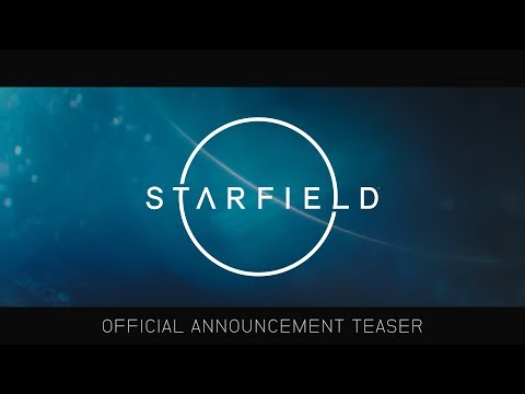 Starfield Trailer E3 2018