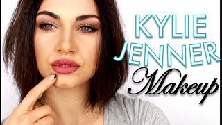 Kylie Jenner 90's Inspired Makeup - 2 Lip Combos | RubyGolani