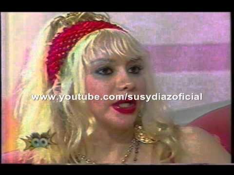 Susy Díaz en película porno