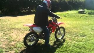 4. Honda 2005 CRF80F