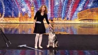 This Dog And His Human Took The Stage And Blew Everyone Away!