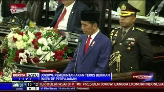 Video Pidato Jokowi Mengenai Nota Keuangan 2019 #3 MP3, 3GP, MP4, WEBM, AVI, FLV Agustus 2018