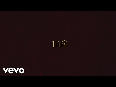 Tu Dueño (Letra) - J Alvarez (Video)