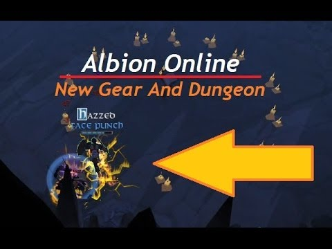 Albion Online Progression and Dungeon! Gameplay