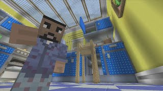 Minecraft Xbox - Toy Story 2 Adventure Map - The Kitchen (4)