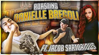ROASTING DANIELLE BREGOLI (ft. Jacob Sartorius) (Cash Me Outside Girl)