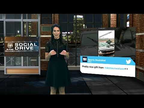 Video: RAM Social Drive: Social media around the NFL after Week 10