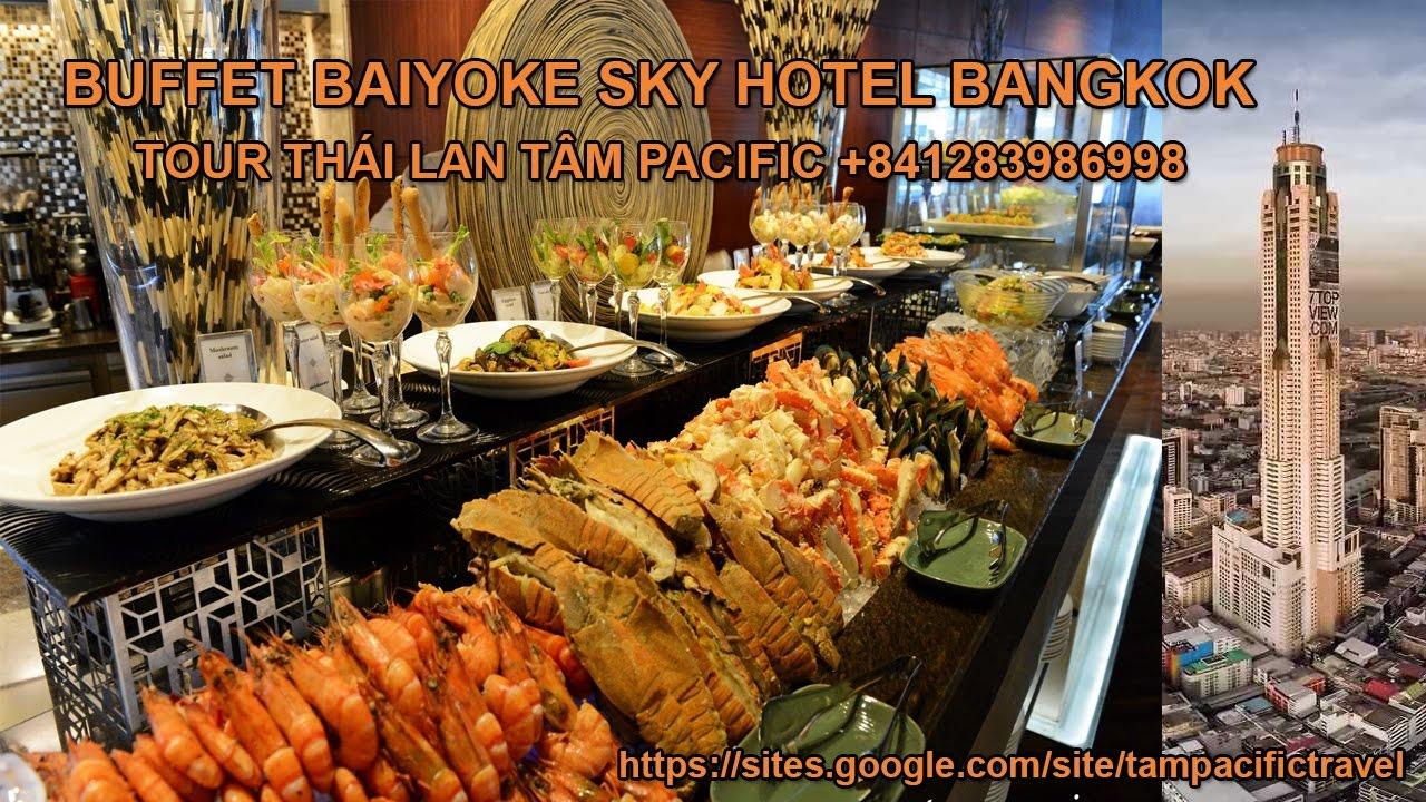 buffet baiyoke hotel
