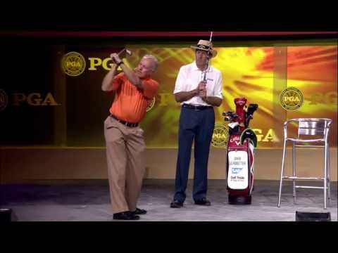 Leadbetter A Swing presentation at PGA Show 2015