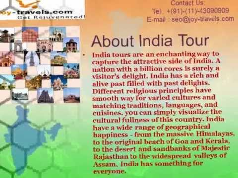 Travel to India – Joy Travels Review For India Travel