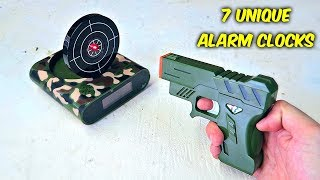 Video 7 Weird Alarm Clocks put to the Test MP3, 3GP, MP4, WEBM, AVI, FLV September 2018