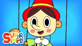 For more nursery rhymes and kids songs from Super Simple Learning, subscribe to Super Simple Songs here: ...