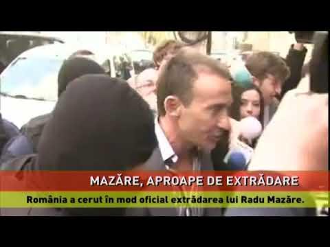 Documentele privind extrădarea lui Radu Mazăre, trimise în Madagascar