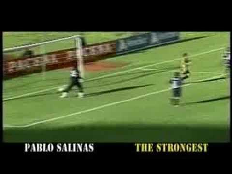Salinas en clubes bolivianos