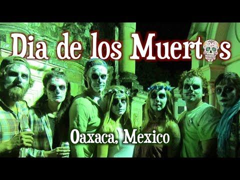 Best Place For Dia De Los Muertos | Oaxaca, Mexico OVERLAND TRAVEL VLOG Ep.29