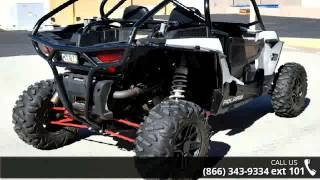 6. 2014 Polaris RZR XP 1000 EPS White Lightning LE  - RideNo...