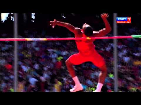 2.29 JaCorian Duffield HIGH JUMP WORLD CHAMIONSHIP Beijing 2015 qualification man