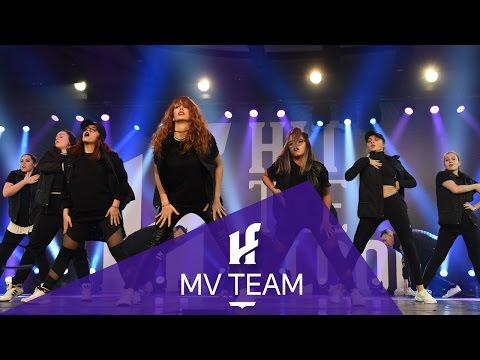 MV TEAM   Hit The Floor Gatineau   Senior Highlights #HTF2016
