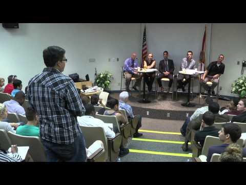 HCC Leadership and Innovation Speaker series event