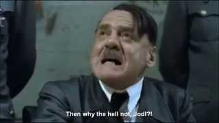Hitler plans to bring back music videos on MTV by simply calling the network CEO and when he does he's getting really pissed by the CEO's rant... I don't own ...