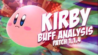 Kirby Analysis Post Patch 1.14 Buff – Smash Bros Wii U – ZeRo