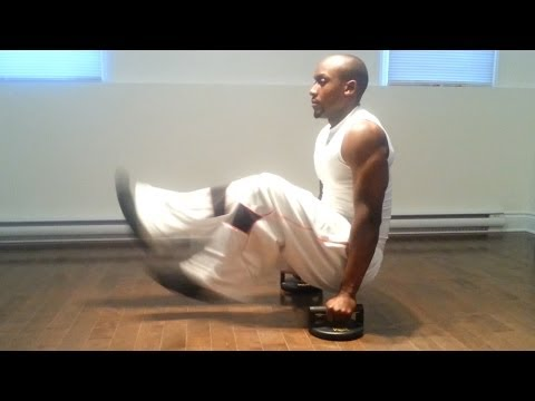 #32 - Intense HIIT Home Workout Calisthenics Motivation 2014 (HD)