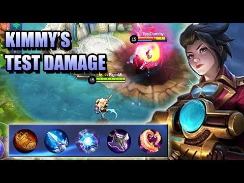 KIMMY'S TEST DAMAGE - IS SHE WORTH IT TO BUY? 👌