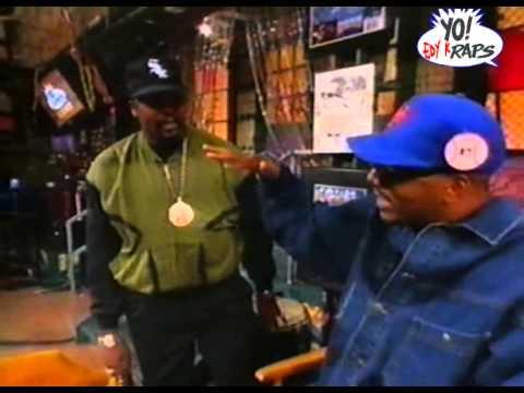 Eric B And Rakim – Interview @ Yo MTV Raps 1992