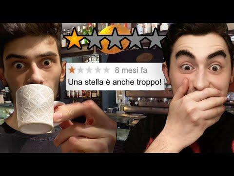 ANDIAMO NEL PEGGIOR BAR DI ROMA! *ASSURDO*