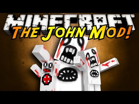 John - MY GOD...THIS HAS GOT TO BE ONE OF THE MOST TERRIFYING MOBS I'VE EVER WITNESSED?! AND THE SOUNDS TOO!! AAAAHH!! Download the mod and channel here! (Tell em S...